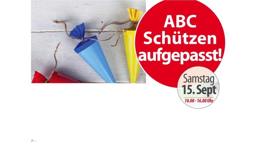 Röthenbach-Center Schultüten Aktion