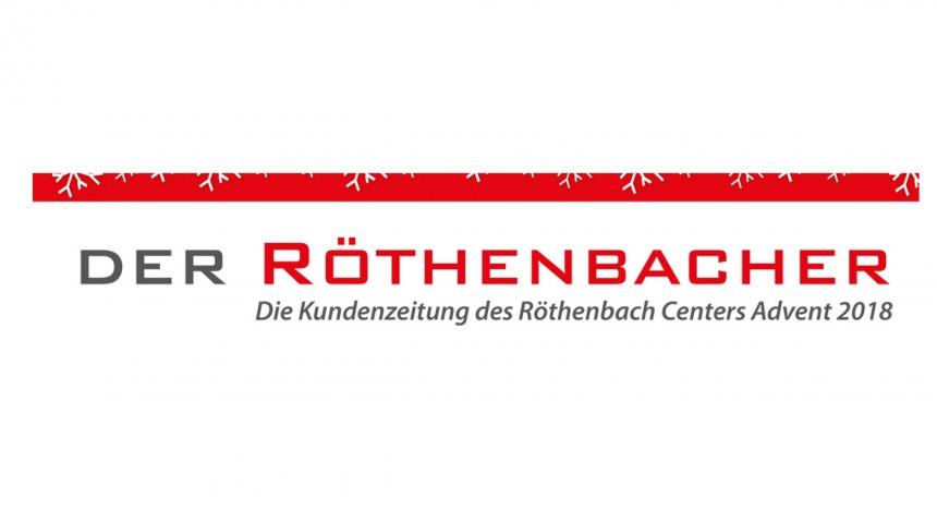 Röthenbacher Ausgabe Weihnachten 2018