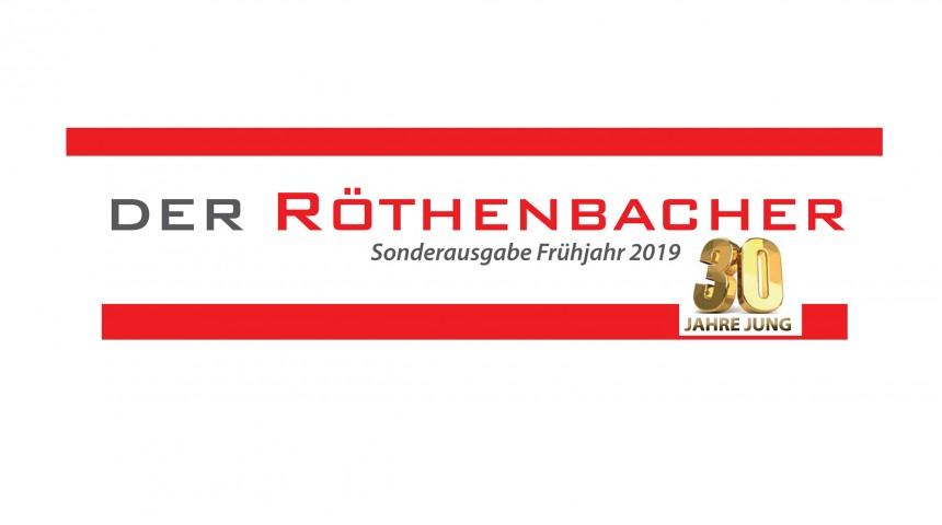 Röthenbacher Ausgabe Frühling 2019