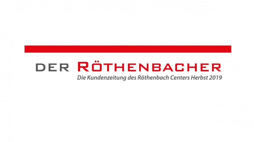 Röthenbacher Ausgabe Herbst 2019