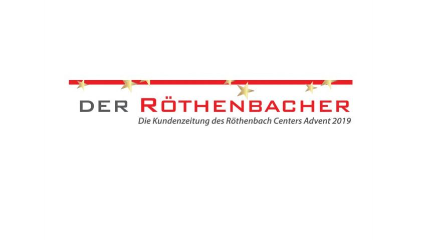 Röthenbacher Ausgabe Weihnachten 2019